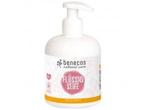 mydlo soft fruity benecos