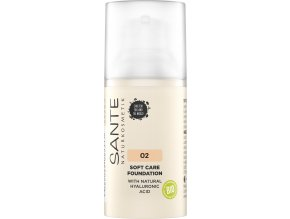 make up soft care neutral beige sante