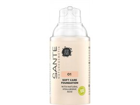 make up soft care warm linen sante
