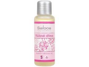 Ružové drevo odličovací olej - Saloos