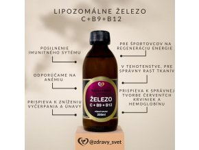 lipozomalne zelezo