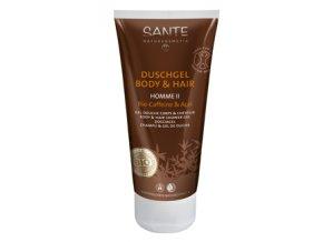Homme II Sprchový gél a šampón - Sante