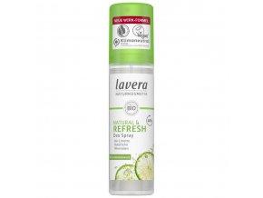 deodorant sprej refresh lavera