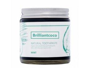 zubna pasta brilliantcoco