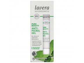antibakterialny gel na vyrazky pure beauty lavera