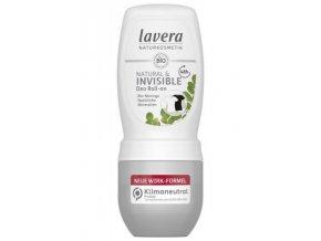 deodorant invisible lavera