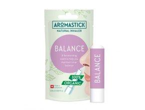 aromaticka tycinka prirodny inhalator aromastick rovnovaha