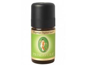 Éterický olej Tymián Thymol BIO