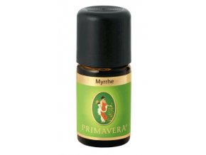 Éterický olej Myrha