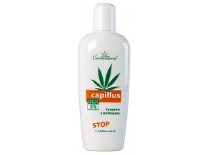Capillus stimulačný šampón s kofeínom - Cannaderm