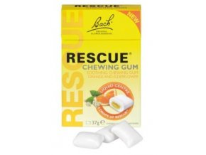 RESCUE žuvačky - Krízová esencia v žuvačkách