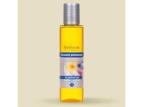 Kúpeľový olej Červený pomaranč - Saloos