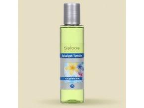 Kúpeľový olej Eukalyptus Tymián - Saloos