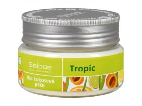 Kokosový olej Tropic BIO Saloos