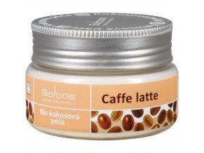 Kokosový olej Caffe Latte BIO Saloos