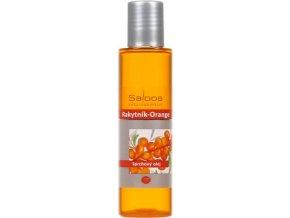 Sprchový olej Rakytník Orange - Saloos