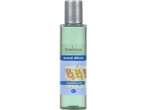Jemný detský kúpeľový olej - Saloos