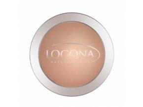 Kompaktný púder 03 sunny beige LOGONA