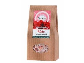 Himalájska kúpeľová soľ Ruža - Cereus