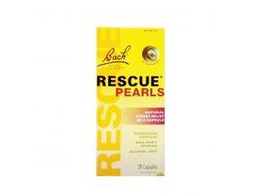 Rescue Remedy gélové perly - Krízová esencia