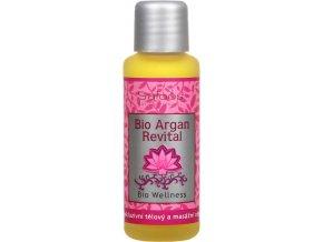 Argan Revital BIO telový a masážny olej - Saloos
