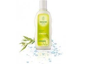 Vyživujúci šampón s prosom na normálne vlasy Weleda