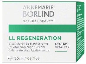 Regeneračný nočný krém nad 30 rokov - Annemarie Borlind
