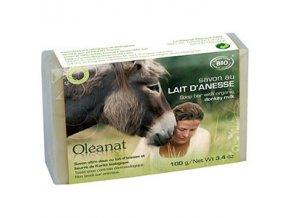 BIO Rastlinné mydlo s oslim mliekom - Oléanat
