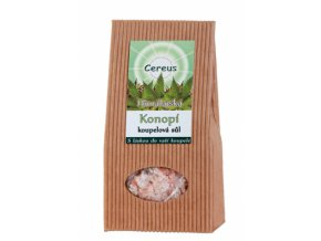 Himalájska kúpeľová soľ Konope - Cereus