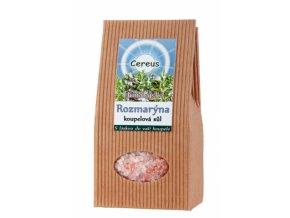 Himalájska kúpeľová soľ Rozmarín - Cereus