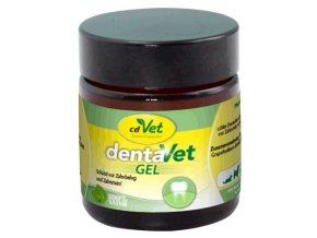 Gélová zubná pasta pre psov CDVet
