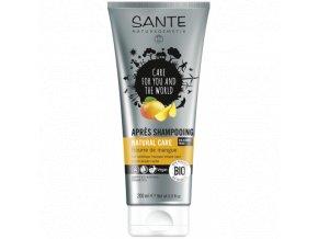 Vlasový kondicionér Mangové maslo - Sante