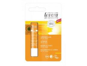 Balzam na pery SUN SPF10 - Lavera