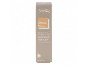 Make-up Natural Finish 05, warm beige LOGONA