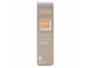 Make-up Natural Finish 05, warm beige LOGONA