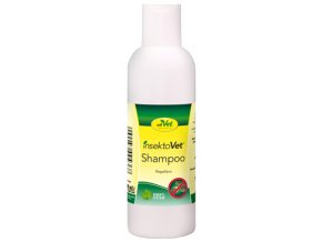Antiparazitný šampón - CD Vet