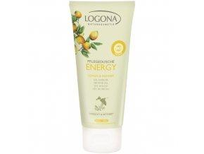 Energy Sprchový gél citrón & zázvor LOGONA