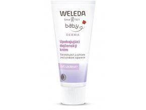 Upokojujúci dojčenský krém Weleda