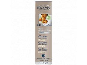Age Protection CC krém Light beige LOGONA