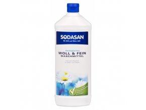 Prací prostriedok na vlnu a chúlostivé prádlo - Sodasan