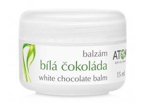 Balzam Biela čokoláda - Original ATOK