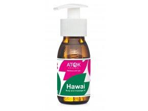 Telový a masážny olej Hawai - Original ATOK