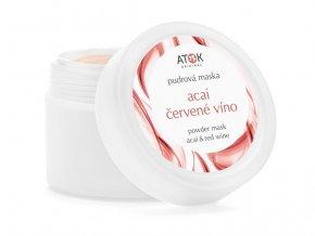 Púdrová maska Acai-červené víno - Original ATOK