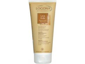 Umývací krém na vlasy Patchouli LavaErde LOGONA