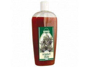 Tujový olej - Naděje