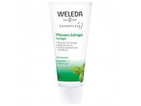 Rastlinný zubný gel Weleda