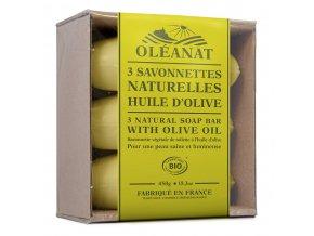 mydla trio olivove