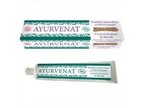 BIO Ajurvédska prírodná zubná pasta s miswakom - Oléanat