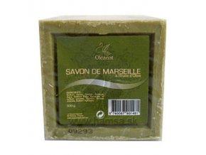 Mydlo Marseille zelené - Oléanat