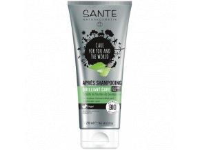 Vlasový kondicionér Brilliant care - Sante